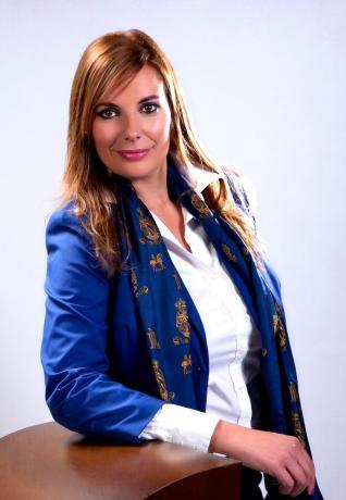 Celia Domínguez, consultora de comunicación y experta en Protocolo
