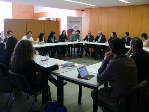 Organización Enrédate Castellón 2015