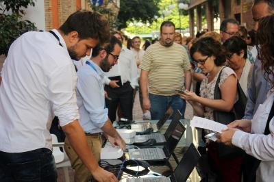 Acreditaciones 2 Enrédate Alzira 2015