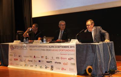 Plenario 4 Enrédate Alzira 2015