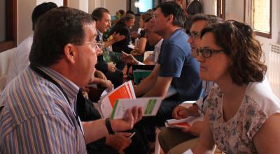 Speednetworking Enrédate Alzira 2015