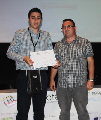 Concurso Commercial Pitch Enrédate Alzira 2015