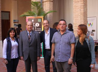Visita Institucional al Enrédate Alzira 2015