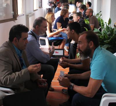 Speednetworking 2 Enrédate Alzira 2015
