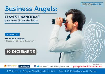 Business Angels: claves financieras para invertir en start-ups