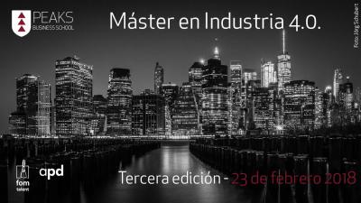 Máster en Industria 4.0. PEAKS Business School