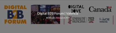 Digital B2B Forum | Valencia