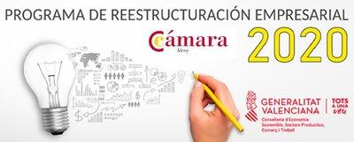 Jornada Reestructuración Empresarial Alcoy