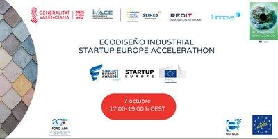 Ecodiseño industrial Startup Europe