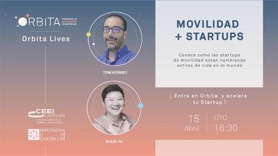 Órbita Movilidad & Startups