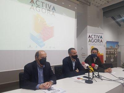Rueda de prensa Activa Àgora VII edición
